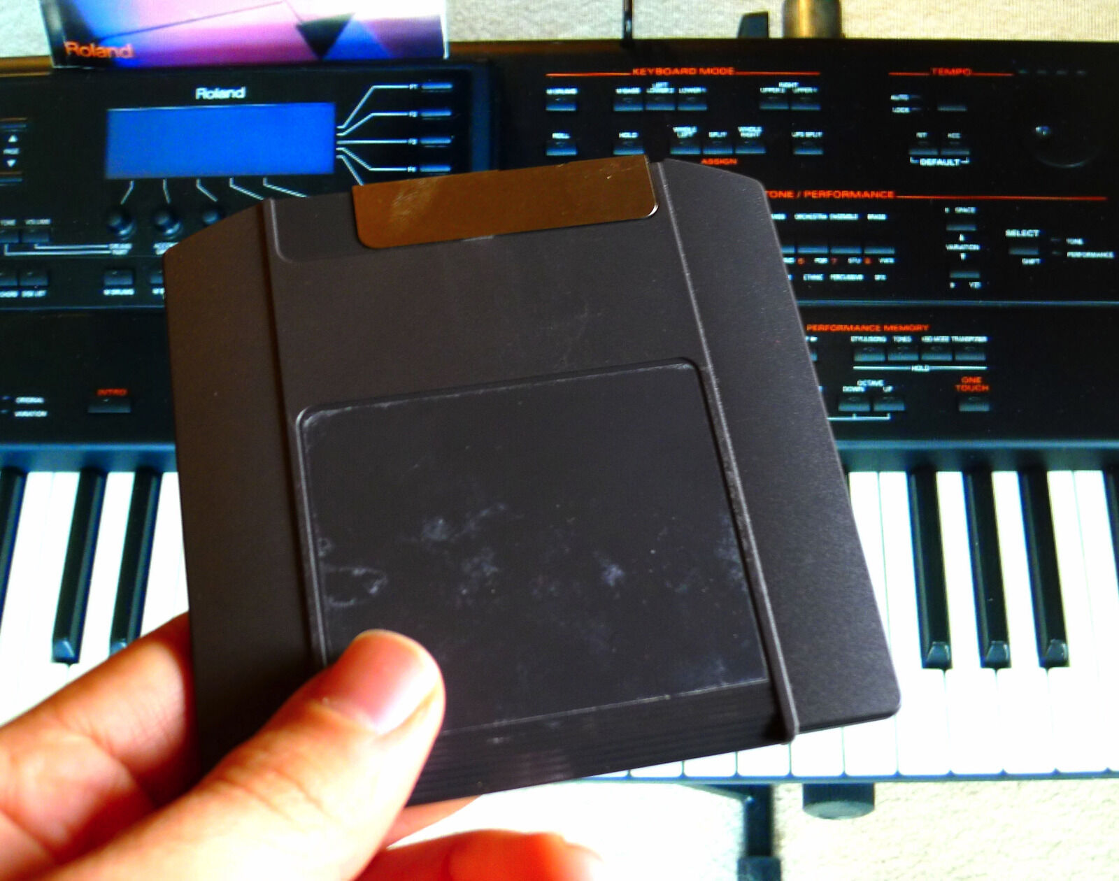 Original factory zip cartridge Roland styles for g1000 G 1000 em2000 EM 2000