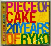 MOJO - Piece of Cake: 20 Years of Ryko - 20-track celebration CD