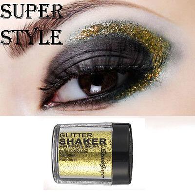 Stargazer GOLD Loose GLITTER Shaker Eyeshadow