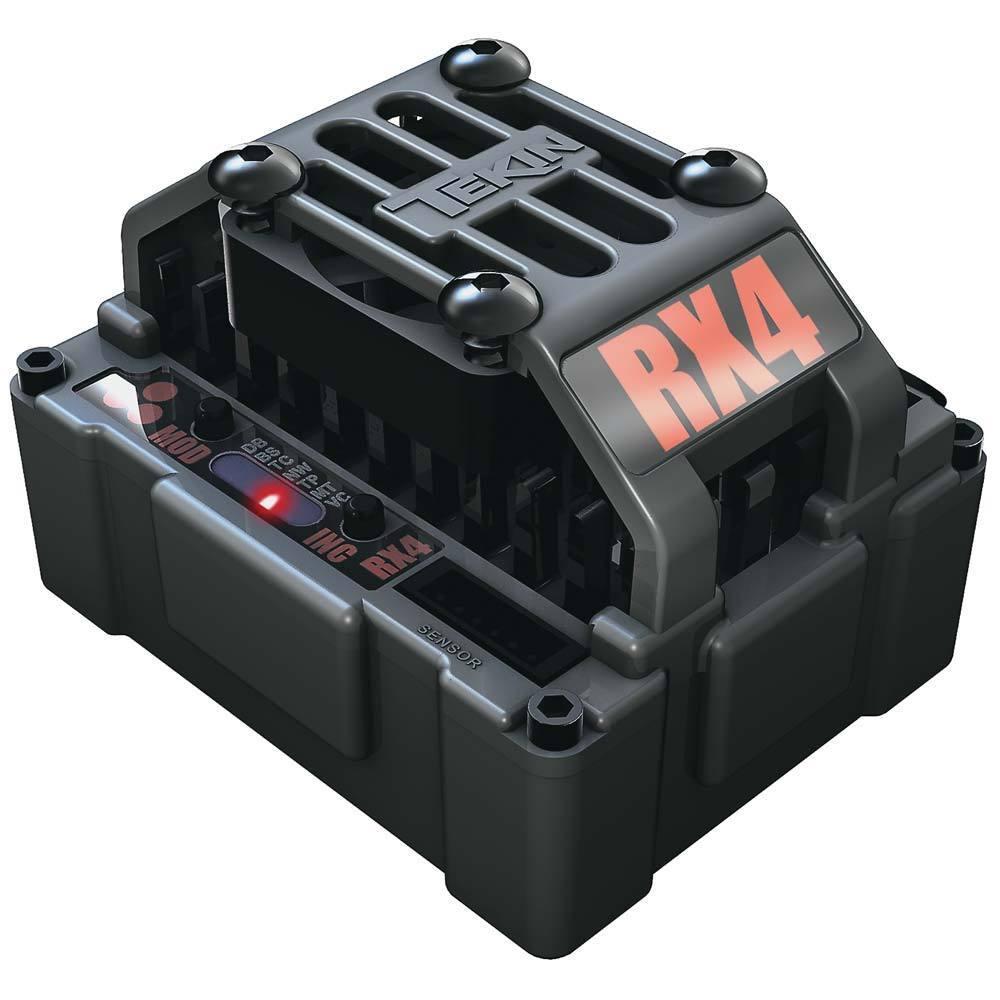 Tekin RX4 Hardbox WP Sensorojo Sensorless D2 Bruce Lee Esc TT2000