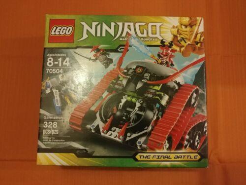 LEGO 70504 NINJAGO GARMATRON TANK BRAND NEW