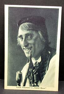 Louis-Treumann-Theatre-Photo-Autogramm-Ak-Lot-H-2004