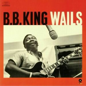 King-B-B-Wails-180-gram-New-Vinyl
