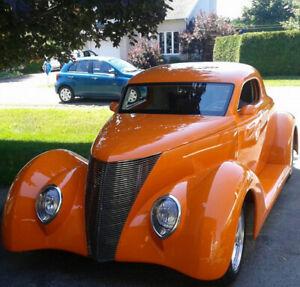 hotrod 1937 ford