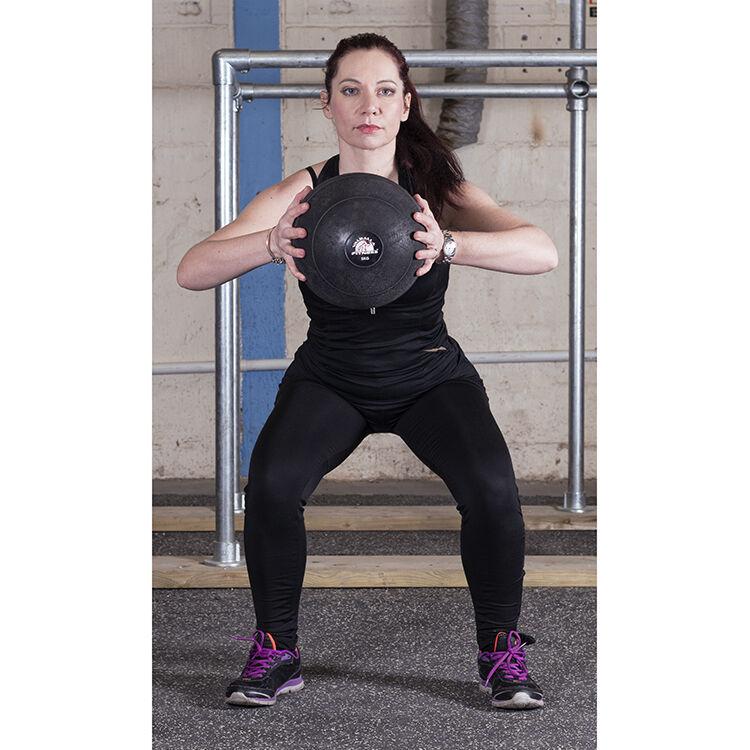 Slam Ball No Bounce Valkyrie Range Stiefelcamp Training MMA Fitness Strength Training Stiefelcamp d0e6af