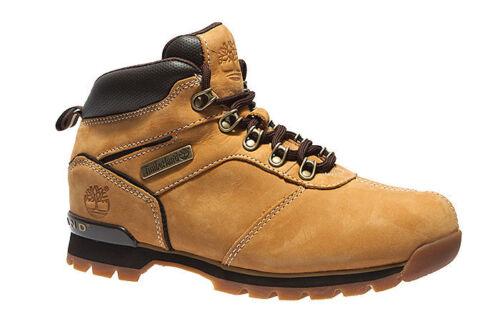 Timberland Split Rock 2 caballeros cuero genuino-trekking zapatos beige