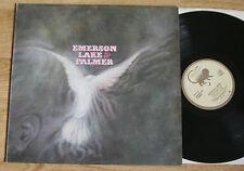 EMERSON LAKE & PALMER SELF TITLED /DEBUT LP 1973 UK REISSUE MANTICORE K 43503