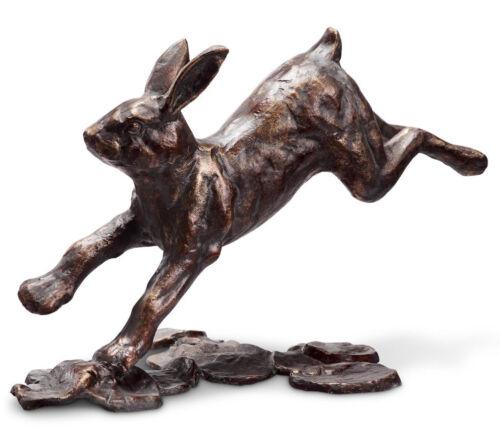 Running Rabbit Garden Statue//Sculpture SPI Home//San Pacific International 50874