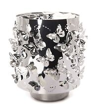 STYLYS 3D Butterfly Design Kaleidoscope Carousel Spinning Tealight Holder
