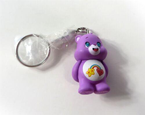 Kidrobot Care Bears Unbearably Cute Keychain Series Best Friend Figure NEW