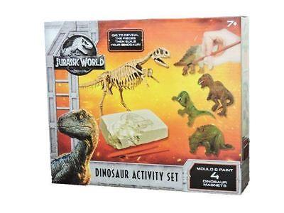 JURASSIC WORLD-Set di attività di dinosauro