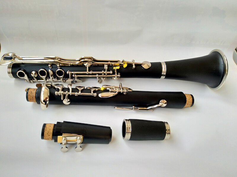 High Quality G Key Clarinet With Case Ebonite Good Material and Sound