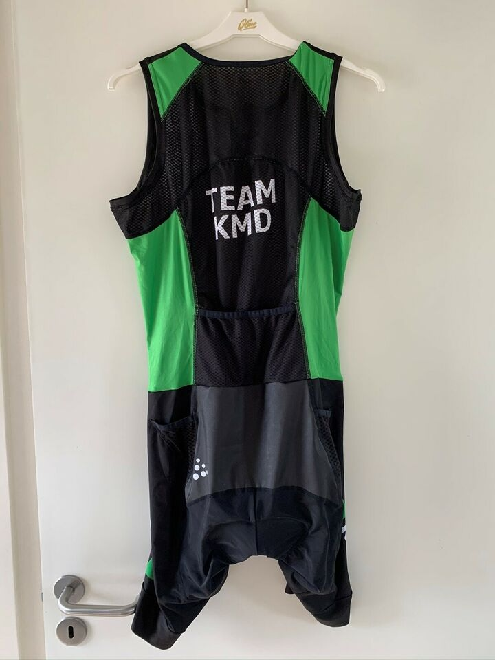 Cykeltøj, Triathlon dragt, Craft