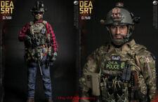 1//6 Scale Set of 4 Damtoy DAM 78063 DEA MK3 Grenade Flash Grenade