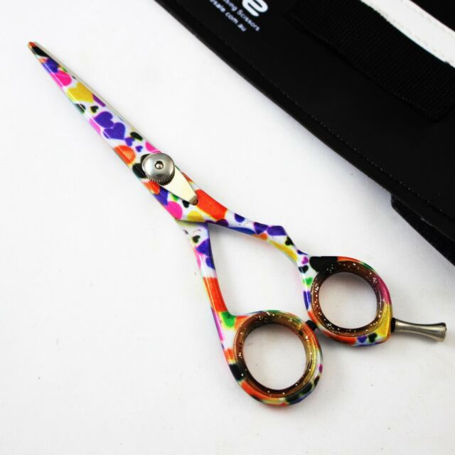 """5.5"""" Japanese Style Professional Hair Cutting Scissors High End Barber Scissors"""