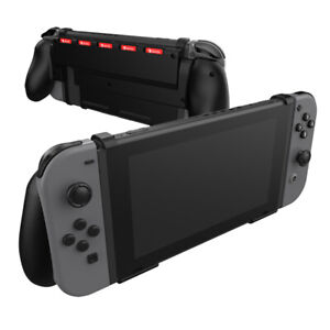 Comfort-Grip-Case-for-Nintendo-Switch-With-Game-Storage-Black