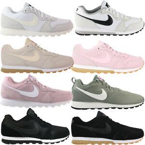 competitive price 9d43d c2f27 Détails sur Nike MD Runner 2 Chaussures Sneaker 749869 Femmes- afficher le  titre d'origine