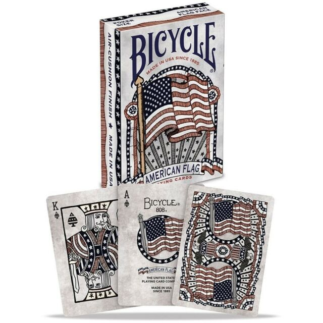 Bicycle American Flag 1 USA Patriotic Themed Sealed Deck