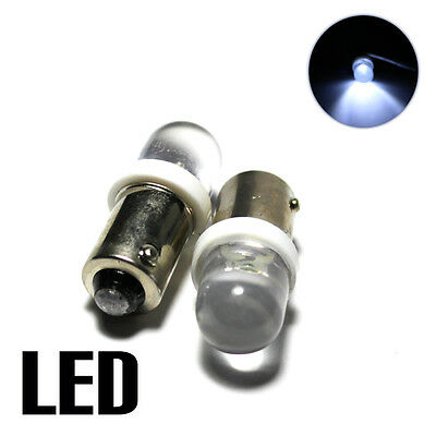 White LED /'Trade/' Wide Angle Xenon /'HID/' Side Light Upgrade Beam Bulbs
