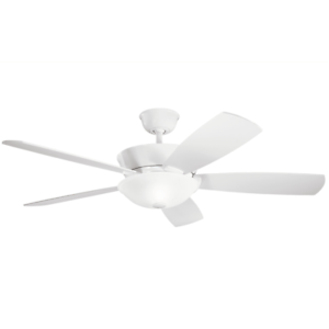 Kichler-Skye-54-034-Ceiling-Fan-w-LED-Light-Uplight-and-Wall-Control-300251WH