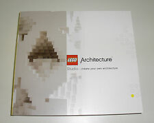 LEGO Architecture - Ideenbuch aus dem Set 21050 - KEINE Teile ! Idea Book Studio