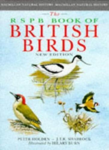 1 of 1 - The RSPB Book of British Birds,Peter Holden, J. T. R. Sharrock, Hilary Burn