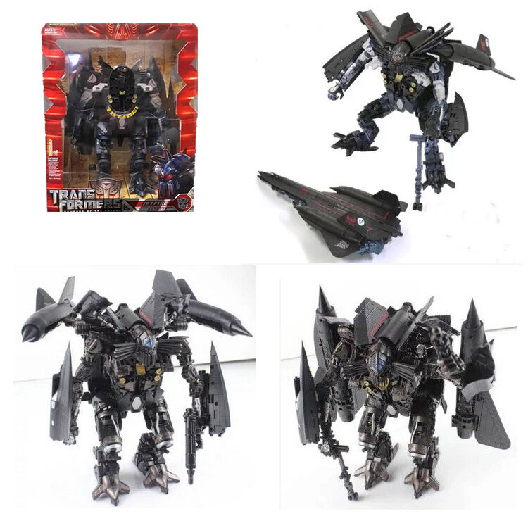 CLASSIC TRANSFORMERS REVENGE OF FALLEN JETFIRE AUTOBOT LEADER ACTION FIGURES TOY