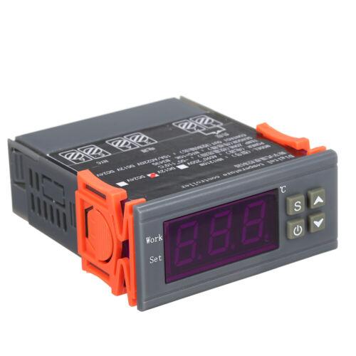MH-1210W Intelligent Microcomputer Digital Temperature Controller w// Sensor P3F1