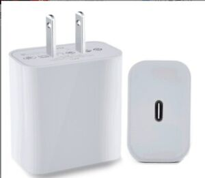 OEM Apple A1720 charger 18W USB-C port Power Adapter W/cord choice