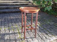 c.1900 Antique JOSEF HOFFMANN Thonet WIENER WERKSTÄTTE Side Drinks Table AUSTRIA