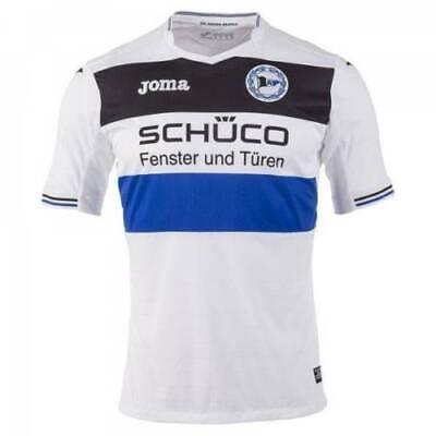 M L XL XXL 2017-18 DSC Neu Shirt Schüco Arminia Bielefeld Trikot Joma Gr