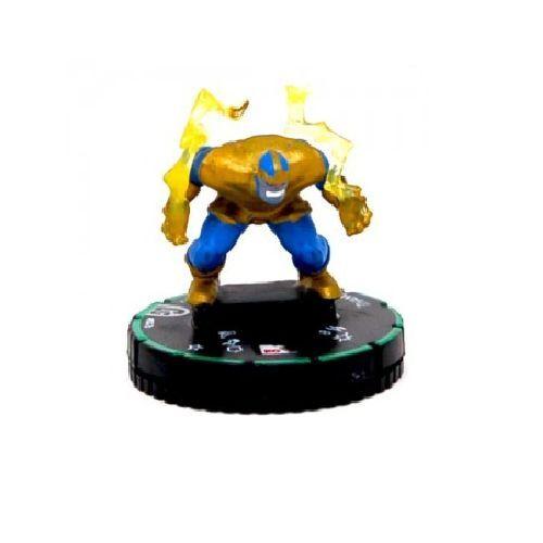 Marvel Heroclix  Guardians Booster Set 047 Thanos s Raro
