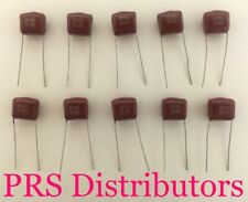 Metallized Film Capacitor 104j 630v 100nf 01uf Polyester Capacitor 10 Pieces