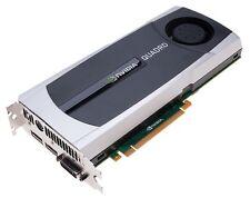 6GB HP WS097AA nVIDIA Quadro 6000 Graphics Card PCI Express