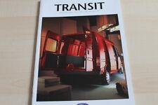 135820) Ford Transit Kastenwagen Prospekt 08/1992