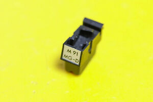 SHURE M91 M 91 MG-D Cartridge M91MGD for DUAL TK Heads Mount Stylus not included