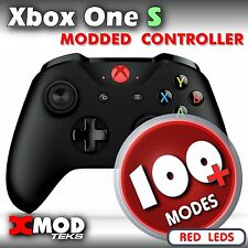XBOX ONE S MODDED CONTROLLER, RAPID FIRE MOD COD WARFARE BO3 NEW,  XMOD 100 MODE