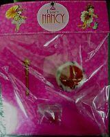 Tonner Effanbee Fancy Nancy Lessons From Nancy Accessories Set
