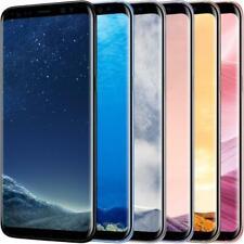 GSM UNLOCKED Samsung Galaxy S8 64GB (SM-G950U) LTE International All Colors