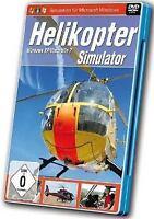 Pc Computer Spiel Helicopter - Die Simulation 2 Simulator Neunew