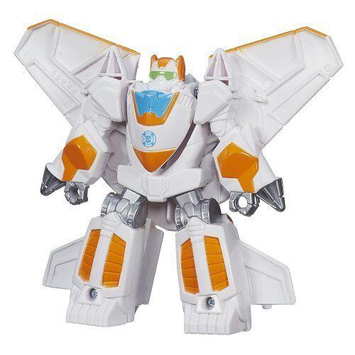 Nuevo Jugarskool Héroes Transformers Rescue Bots Blades el vuelo Bot figura