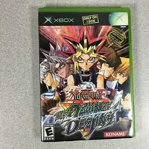 Yu-Gi-Oh-The-Dawn-of-Destiny-Video-Game-Microsoft-Xbox-2004-No-Manual-or-Cards