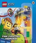 LEGO City: Fire Fighting Heroes Storybook by Penguin Books Ltd (Hardback, 2015)