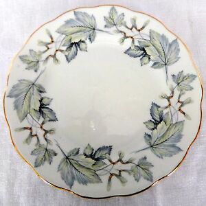 Royal-Albert-Silver-Maple-Bread-and-Butter-Plate-Bone-China-England