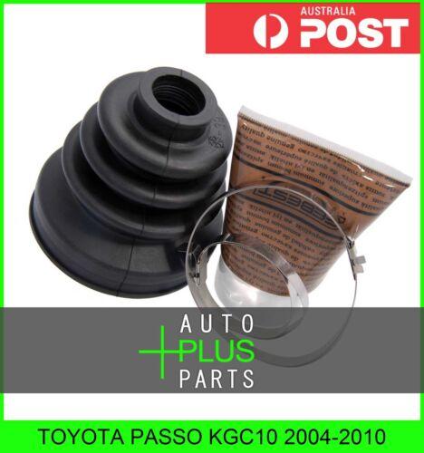 76.5X90X22.3 Boot Inner Cv Joint Kit Fits TOYOTA PASSO KGC10 2004-2010