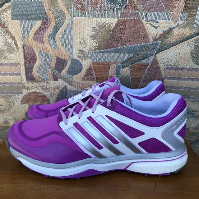 Womens adidas Adipower Sport Boost Golf Shoes Pink/white Q47020 -pick a Size 5.5 Med