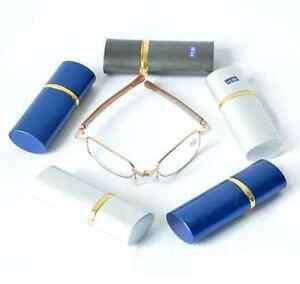 Unisex-Reading-Glasses-1-00-4-00-Men-Women-Foldable-Metal-With-Tube-Case
