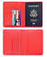 Slim-Leather-Travel-Passport-Wallet-Holder-RFID-Blocking-ID-Card-Case-Cover-US thumbnail 33