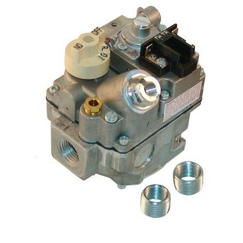 "Groen Honeywell Gas Valve 24V 1//2/""FNPT NAT//LP #Z049555 *NOS*"