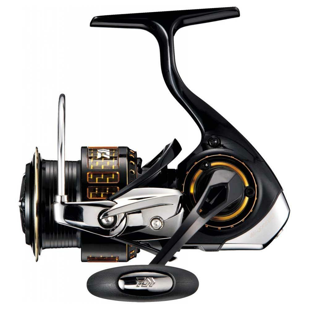 EX DISPLAY DAIWA MORETHAN 2510PE-H FISHING REEL